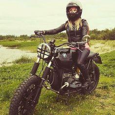 Mika Törmi for @thunderdolls . Black beauty . #bmw #bmwmotorrad #bmwmotorcycles #ridewithstyle #laclasse #elegant #inspiration #instaphoto #instablogger #instafashion #fashion #fashioninspiration #fast #fun #freedom #fullthrottle #motorcycle #motorcycleart #classicmotorcycle #custom #garage #caferacer #caferacersofinstagram #scrambler #scramblersofinstagram #matterofstyle #style #streettracker #vintage #retrostyle #enjoytheride