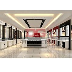 DGXCY-OP14 Optical store showcase modern design