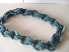 crocheted jewelry - LiaG2