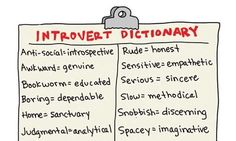 3 Comics To Help You Understand The Introverts In Your Life | The Huffington Post