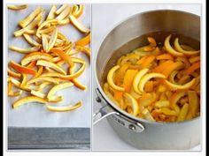 فؤائد قشر البرتقال الصحية