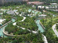 The Current at the Atlantis Resort on Paradise Island, Bahamas