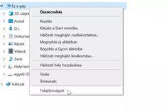 Így varázsolható elő a Windows 10 Rendszer ablaka - Computerworld Windows 10