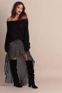 Sevilla Maxi Skirt