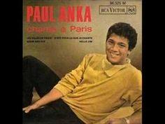 Paul Anka I Love Paris