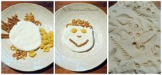 "Play dough & dry pasta fun with Nearest & Dearest ("",)"