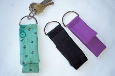 tutorial: keychain chapstick holder, @Adria Forbey D