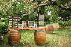 Read More on SMP: http://www.stylemepretty.com/2014/05/08/golden-sebastopol-wedding-at-oconnell-vineyards/