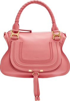 Chloé - Magnolia Pink Medium Marcie Bag