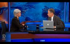 The Problem With Jon Stewart's Obamacare Interview