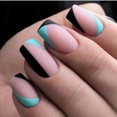 Say goodbye to mediocre nail design - Page 111 of 119 - Insp.- Say goodbye to mediocre nail design – Page 111 of 119 – Inspiration Diary - Chic Nails, Classy Nails, Stylish Nails, Trendy Nails, Swag Nails, Grunge Nails, Cute Acrylic Nails, Acrylic Nail Designs, Nail Art Designs