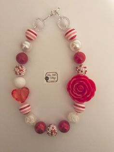 A personal favorite from my Etsy shop https://www.etsy.com/listing/488199288/red-rose-valentineloveheartmommy-and-me