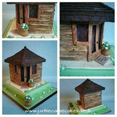 summer house cake - Google Search