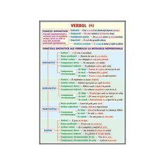 Verbul (4) Functii sintactice / Conversiunea (Schimbarea valorii gramaticale) Bullet Journal, Culture