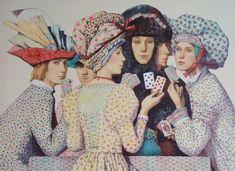 Алена Наливкина и ее сказочные картины - Ярмарка Мастеров - ручная работа, handmade