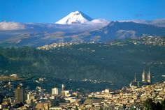 Quito.. I spent two summers in this city!