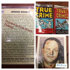 You can wing some swag! Check out these great True Crime Collector Cards.  I have 4 sets to give away the night of our meet up.  Jerome Brudos is from South Dakota and a bad guy who liked feet.  Tickets are available here. https://www.eventbrite.com/e/my-favorite-murder-meet-up-tickets-42222199736?utm_content=bufferf052c&utm_medium=social&utm_source=pinterest.com&utm_campaign=buffer #myfavoritemurder #reachareader
