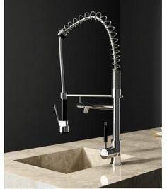 Kraus Commercial Pre-rinse Kitchen Faucet $259 | kitchen plan v3 ...