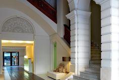 Hotel Hospes Palau de Mar, Valencia. HOLASPAIN.nl: de leukste en mooiste adressen voor je vakantie op een rij! #Spanje #Spain #traveltips #wanderlust #HolaSpain
