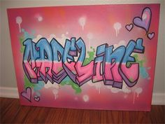 Step By How To Draw Graffiti Letters