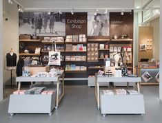 A museum shop for vintage and history lovers in London