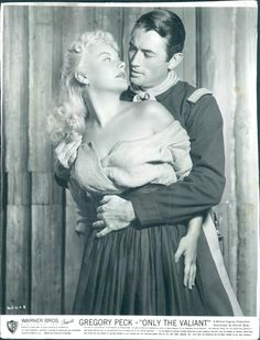 Only the Valiant (1951) - Gregory Peck & Barbara Peyton
