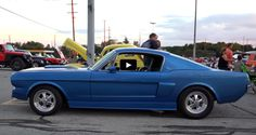 Awesome 1966 Ford Mustang 302 V8 Customization