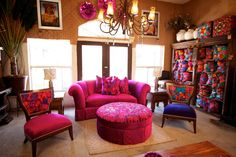 Love the color from the Maya Collection! Rosarito - Baja, MX