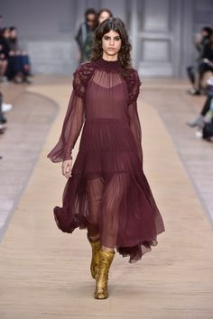 Local Loves / Look 33 from the Chloé Fall-Winter 2016 collection