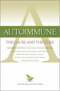 Book Giveaway: Autoimmune The Cause and The Cure
