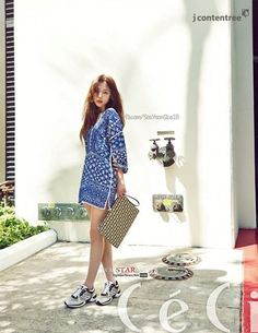 f(x)'s Sulli graces Ceci magazine - Latest K-pop News - K-pop News | Daily K Pop News