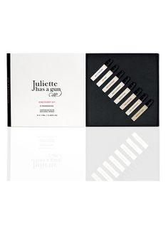 Juliette Has a Gun Discovery Kit 8 Fragrances – New London Pharmacy