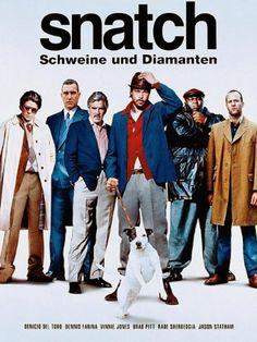 Snatch - Schweine und Diamanten Amazon Instant super super super film, in jeder ecke steckt humor, schwarzer humor
