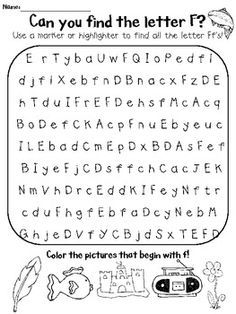 visual discrimination of alphabet letters - Google Search