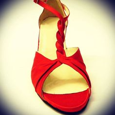 Red Passion TO BUY: Comment with your email address and you'll receive a secure checkout link. Price:  45000. Are you having a love affair? are you willing of falling in love? or you just want to dance... This sandal will move your hips and soul. It is made in red silk fabric the height of the heels is 95 cm. Each pair of shoes is handmade in Rome Italy and it is unique. Delivery is included in the price Comment #subscribe  your email address to subscribe to instant updates via email when we…