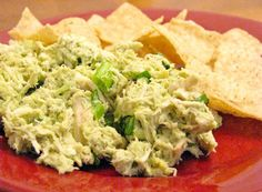 avocado chicken salad