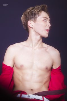 Xiumin - 160318 Exoplanet #2 - The EXO'luXion [dot]Credit: Mingbubsa.
