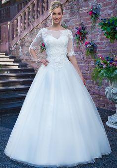 Die 13 besten Bilder zu Prinzessinen Brautkleider | Braut