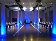 """Want to get creative with your lighting?  We offer completely """"wireless"""" lighting.  No cords, all battery powered and they last 8 hours!  Imagine the possibilities without the hassle and unsightly view of cords.  www.briansnyderentertainment.com"""