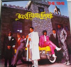The Time Ice Cream Castle Vintage Record by VintageCoolRecords