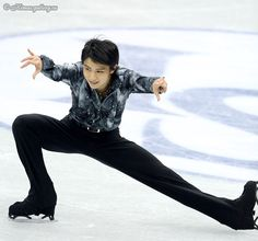 Gallery.ru / Yuzuru HANYU JPN - Short Program - kimas