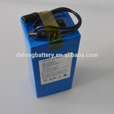 OEM/ODM 12volt lithium ion battery pack 10A for LED light/panel&Camera/IP Camera