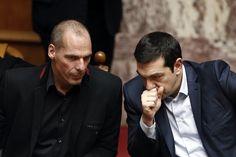 Informazione Contro!: EUROPA Grecia, un compromesso «dignitoso»
