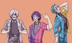 Memes Estúpidos, Amazing Art, Fan Art, Manga, Comics, Drawings, Streamers, Anime, Clowns