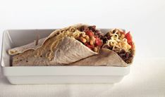 Kijk wat een lekker recept ik heb gevonden op Allerhande! Mexicaanse burrito's