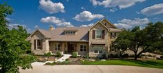 Texas Hill Country Classic | Authentic Custom Homes