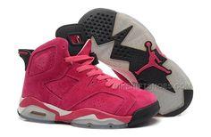 http://www.nikeriftshoes.com/womens-air-jordan-6-vivid-pinkwhiteblack.html Only$86.00 WOMENS AIR #JORDAN 6 VIVID PINK/WHITE-BLACK #Free #Shipping!