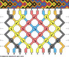 Learn to make your own colorful bracelets of threads or yarn. Get inspiration. Diy Bracelets With String, String Bracelet Patterns, Thread Bracelets, Embroidery Bracelets, Macrame Bracelets, Bracelet Chevron, Arrow Bracelet, Macrame Bracelet Tutorial, Diy Friendship Bracelets Patterns