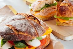 Food : Sandwiches on Pinterest | Sandwiches, Sliders and Meatball ...