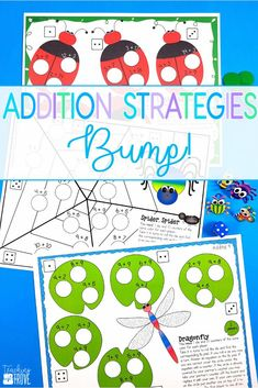 Addition games provi